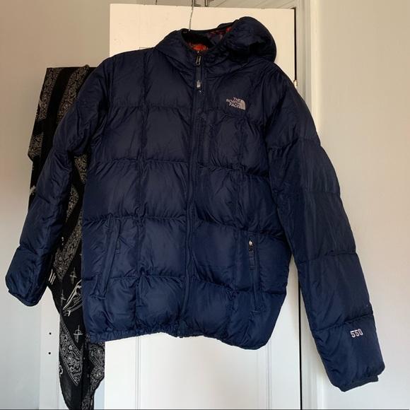 08b63ceec The North Face Moondoggy Down Reversible Jacket